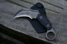 Tora Tactical knives