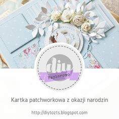 DIY - zrób to sam : PAPIEROWO / cykl pod patronatem ITD COLLECTION / K... Challenge, Container, Scrapbooking, Cards, Diy, Collection, Bricolage, Do It Yourself, Maps