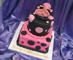 Pretty in Pink Pastry Shop, Specialty Cakes, Celebration Cakes, Pretty In Pink, Wedding Cakes, Birthday Cake, Desserts, Food, Shower Cakes