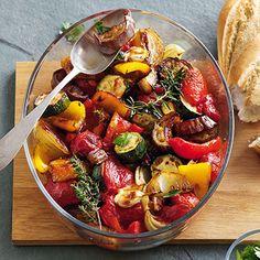 Ratatouille aus dem Ofen Rezept   Küchengötter