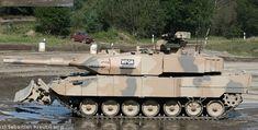 Kampfpanzer Leopard 2 A7+ (Bw)