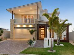 New 2 Storey Home Designs