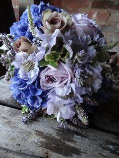 September wedding bouquet by Catkin