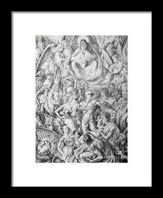 Kinder-surpise Age Framed Print by Alexander Donskoi