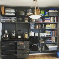 Elfa Kitchen Storage   Best Selling Solution 3 | Declutter | Pinterest |  Storage, Kitchens And Elfa Shelving