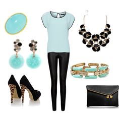 """ready to hit the town"" by kap-1105 on Polyvore"