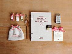 Kit dos Segredos Culinários - Lilou Estudio #gourmet #set