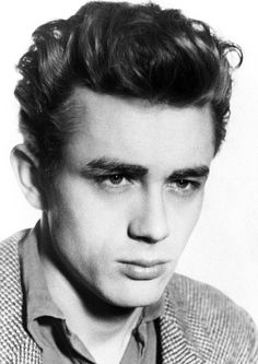 I wish I could have met James Dean. I wish I was around when he was like this. He would have done terribly great things. I just know he would. I'll meet him one day, I know. I'll meet him someplace much better than here.