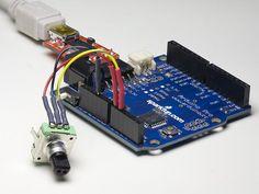 Reading rotary encoder on Arduino