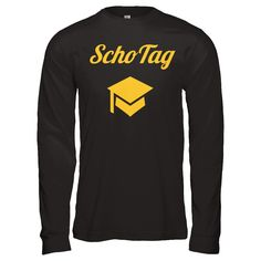 SchoTag Release Long Sleeve