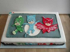 pj cake