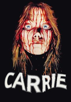 """""""If only they knew she had the power."""" Carrie (1976) dir.Brian..."""