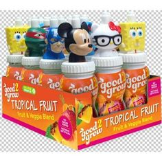Tropical Fruit and Veggie Blend 6 Fluid Ounce 12 per case. *** Check this awesome product by going to the link at the image. (This is an affiliate link) Veggie Juice, Kid Drinks, Strawberry Kiwi, Extra Virgin Coconut Oil, Types Of Fruit, Fruit Punch, Tropical Fruits, Apple Juice