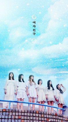 Kpop Girl Groups, Korean Girl Groups, Kpop Girls, G Friend, Daughter Of God, Kpop Fanart, Designer Wallpaper, Korean Singer, South Korean Girls
