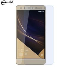 >> Click to Buy << 9H Clear protective film Curved edge Tempered Glass screen protector For Huawei Honor 4C 4X 5X 6 6plus 7 7i 8 mobile phone lcds #Affiliate