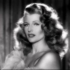 "Rita Hayworth in all her glory as ""Gilda"""