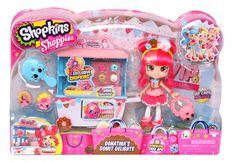 Shopkins Shoppies Donatina's Donut Delights Playset | Moose Toys