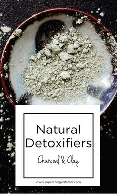 These two natural elements come straight from Mother Earth and provide powerful cleansing & detoxifying effects on the body. Activated charcoal and bentonite clay are not related, yet both have similar qualities and capabilities aside from cleansing when it comes to your health. Today's post focuses on the beneficial qualities both have to offer and also how they differ. Never heard of either of these beauties? Keep reading more to learn what all the buzz is about!
