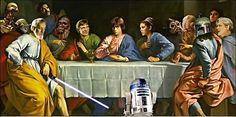 última cena, Star Wars