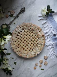 Broskyňový koláč - My Sweet Fairytale Fairytale, Pie, Bread, Chocolate, Spring, Sweet, Blog, Basket, Fairy Tail