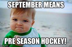 Pre-season is here!