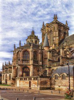 Cathedral1 of Argentan Orne France by hubert61 on DeviantArt