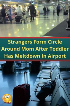 #Strangers #Form #Circle #Around #Mom #After #Toddler #Meltdown #Airport New Years Eve Outfits, Smokey Eye Makeup, Couple Goals, Aesthetic Wallpapers, Anime Guys, Airplane, Family Photos, Parenting, Romantic