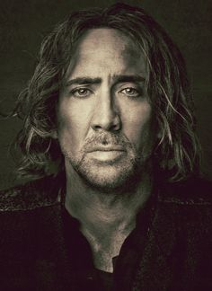 Nicolas Cage as Balthazar [The Sorcerer's Apprentice] by Marco Grob