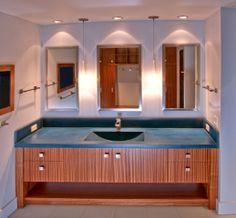 Bathroom Sinks Portland Oregon shower design ideas for a bathroom remodel | vaulted ceilings