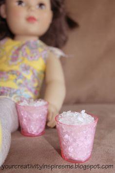 Your Creativity Inspires Me: DIY Doll Slushie