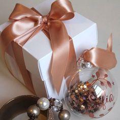 Theme: Rose Gold Christmas~