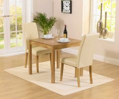 awesome cream dining table picture