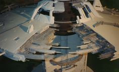 All sizes | Ticondergoa Space Station - Detail | Flickr - Photo Sharing!