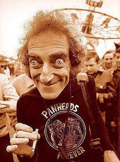 """Martin Alan """"Marty"""" Feldman was an English comedy writer, comedian and actor, easily identified by his bulbous and crooked eyes. He starred in several British television comedy series, including At Last the 1948 Show and Marty, the latter of which won two BAFTA awards"""