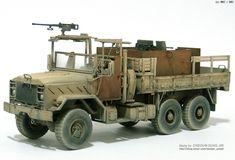 MMZ - U.S Armoured Gun Truck