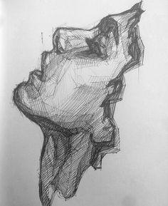 Supreme Portrait Drawing with Charcoal Ideas. Prodigious Portrait Drawing with Charcoal Ideas. Pencil Art Drawings, Art Drawings Sketches, Pencil Sketching, Drawing With Pencil, Pencil Sketch Art, Manga Illustrations, Face Sketch, Art Du Croquis, Arte Sketchbook