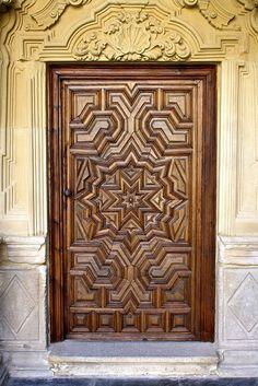 Jabalquinto Palace / Palacio de Jabalquinto, Baeza  Spain
