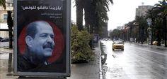 Huelga general en Túnez por el asesinato de un opositor de izquierdas