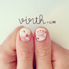 #lim#nail#virth
