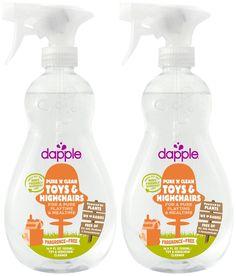 Dapple Baby Toy & Highchair Spray - Fragrance-Free - 16.9 oz