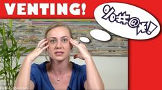 VENTING! Talking back to your Eating Disorder and Self-Harm voice - Kati...