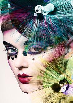 Makeup! - headworks: Fantasy Que comience la magia. La...