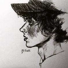 Art 펜 일러스트