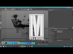 How to create a 360 degree video with Cinema 4D and Vray plugin - YouTube