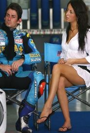 All about Valentino Rossi and his girlfriend