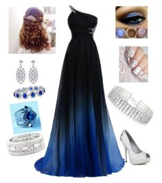 """""""Ball"""" by klausmate on Polyvore featuring CARAT*, Bling Jewelry, Red Herring and Sole Society"""