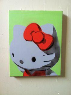 7 Best Hello Kitty Bedroom Ideas images  b5c139c61ea74