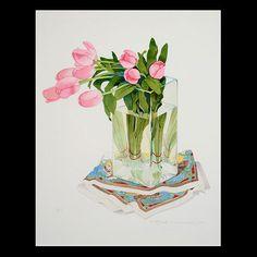 gary bukuvnick | Flowers Contemporary lithograph GARY BUKOVNIK : Lot 506