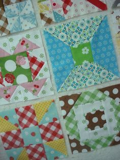 Farmer's Wife Quilt Tutorials