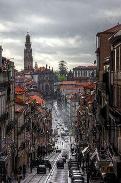 #Porto streets by mariusz kluzniak ::